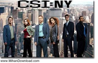 CSI  New York بازی تحت فرمت جاوا CSI New York