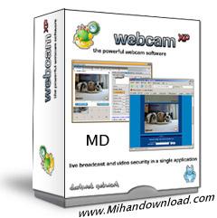 wxp box دزدگیر مجازی با WebcamXP Pro 2008 5.3.2.410