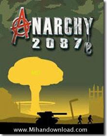 anarchy2087 بازی زیبای Anarchy 2087   تحت فرمت جاوا
