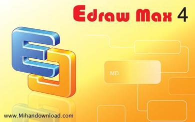 EDraw Max 4.3.0.1103 Portab نرم افزار ساخت جداول کاربردی با EDraw Max 4.3.0.1103 Portable