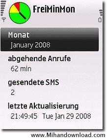 Frei Min Mon نرم افزار Frei Min Mon   نوکیا سری 60 ورژن 3