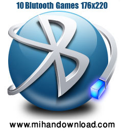 10 Bluetooth Games 176x220 10 بازي موبايل  قابليت بازي با بلوتوث بازي 2نفرهBlutooth Game Mobile