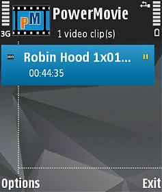 1z1wbnn Power Movie v1.1.57 برای نوکیا سری 60 ورژن 3 N95   N73   N82   N96