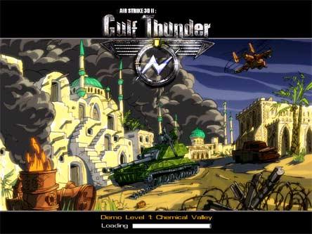 AirStrike%20II%20Gulf%20Thunder%20v2.62 بازی کامپیوتری هواپیمای جنگنده AirStrike II Gulf Thunder v2.62