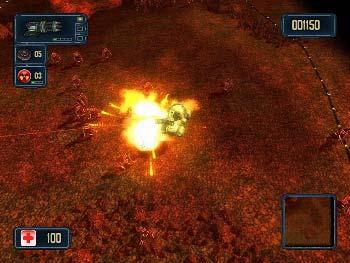 Alien%20Terminator%20v1.0 بازی کامپیوتری مبارزه با بیگانگان Alien Terminator v1.0