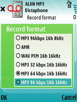 Alon.Mp3.Dictaphone.v2 برنامه ی # Alon MP3 Dictaphone v2.89 برای نوکیا سری 60 ورژن 3