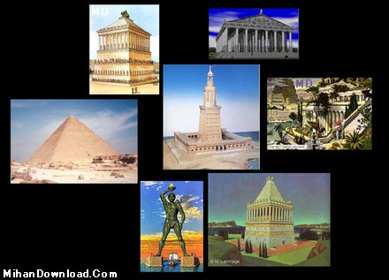 Ancient%20Mysteries%20 %20Seven%20Wonders%20Of%20The%20Worldd www.MihanDownload.Com فيلم مستند عجايب هفت گانه جهان Ancient Mysteries Seven Wonders Of The World