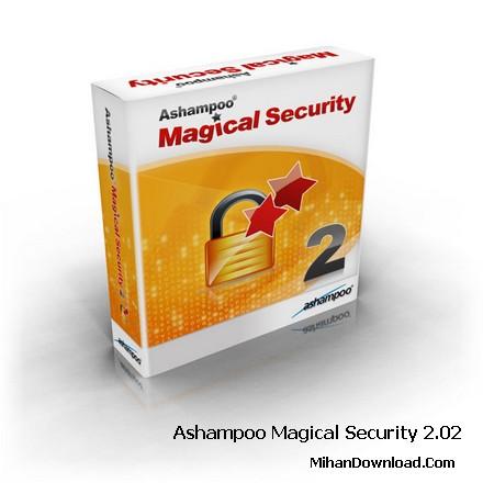 Ashampoo%20Magical%20Security%202.02 نرم افزار قفل گذاري (رمز گذاري) روي فايل هاAshampoo Magical Security 2.02 + كرك