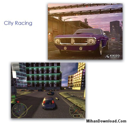 City%20Racing بازي كامپيوتري مسابقات آزاد اتومبیلرانی در سطح شهر  City Racing