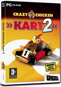 Crazy%20Chicken%20Kart2 بازی کامپیوتر پر از هیجان Crazy Chicken Kart2