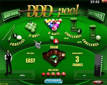 DDD%20Pool%201.2 بازی کامیپوتر بیلیارد سه بعدی DDD Pool 1.2