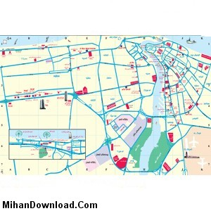 Dubai MAP%5Bwww.MihanDownload.Com%5D دانلود نقشه دبی برای موبایل تحت جاوا