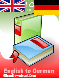 English to german dic%5Bwww.MihanDownload.Com%5D نرم افزار دیکشنری موبايل جاوا انگلیسی به آلمانیDictunary Engilish To German