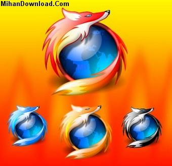 FireFox3.7final%5BMihanDownload.Com%5D نرم افزار مرورگر فاير فاكس جديد Mozilla Firefox 3.0.7 Final