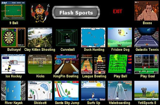 Flash%20Game%20Sports بازی های ورزشی فلش Flash Game Sports