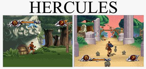 HERCULES بازی کامپیوتری جدید هرکولس مرد نیرومند HERCULES