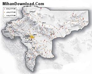 Isfahan%5Bwww.MihanDownload.Com%5D نقشه اصفهان برای موبایل