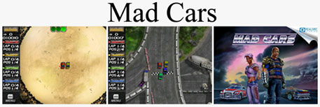 Mad%20Cars بازی نبرد ماشین ها Mad Cars