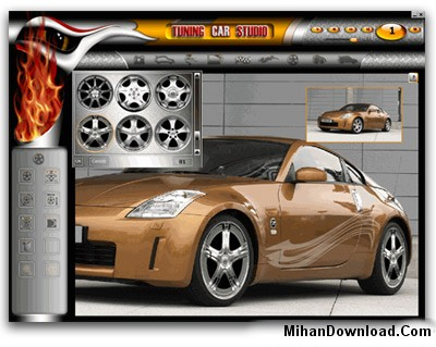 MihanDownload.Com CW%20tuning%20car%20studio%20STEVE357 نرم افزار طراحی ماشین های اسپرت CW tuning car studio STEVE357