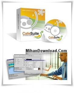 MihanDownload.Com CafeSuite 3.4 نرم افزار مدیریت و حسابرسی کافی نت و گیم نت  CafeSuite 3