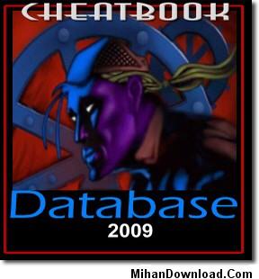 MihanDownload.Com CheatBook DataBase%202009 دانلود نرم افزار کدهای تقلب بازی ها با CheatBook DataBase 2009