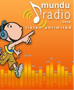 Mundu%20Radio پخش رادیو با Mundu Radio