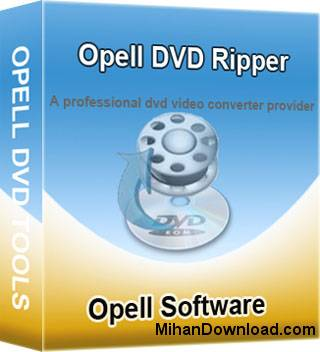 Opell%20DVD%20Ripper%20v2.2.10%5BMihanDownload.com%5D نرم افزار جدید تبدیل فرمت دی وی دیOpell Dvd ripper