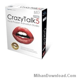 Reallusion%20CrazyTalk%20v5.0 نرم افزار جان بخشيدن و به حرف در اوردن عكس ها   Reallusion CrazyTalk v5.0