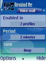 Remind%20Me%20v3.01 برنامه ی Remind Me v3.50 برای گوشی های نوکیا سری 60 ورژن 3 N82   N95   N96