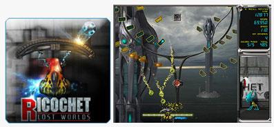 Ricochet%20Infinity بازی کامپیوتری دیوار شکن Ricochet Infinity
