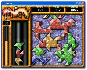 TaMiGoN%20v1.1.9 TaMiGoN v۱.۱.۹ یک بازی پازل سرگرم کننده و متفاوت کاملا فکری!
