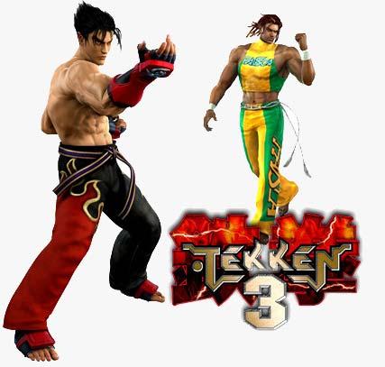 Tekken%203 بازی کامپیوتر و رزمی بسیار معروف  Tekken 3
