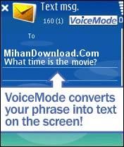 VoiceSignalVoiceMode2.0%5Bwww.MihanDownload.Com%5D نرم افزار موبايل كاربردي و حرفه اي جديد VoiceSignal تبدیل گفتار به نوشتار نوكيا سري 60 ورژن 3