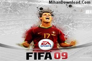 fifa09 بازی موبایل FiFA09 برای نوكيا N Gage2 game