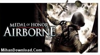 header Medal of Honor Airborne%5Bwww.MihanDownload.Com%5D بازی موبايل جاوا اکشن و جنگي جديد Medal of honorairborne