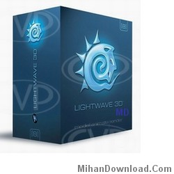 light376s نرم افزار قدرتمند طراحی لوگوهای سه بعدی و نوشته های سه بعدی جديد! NEWTEK LIGHTWAVE3D v9.6