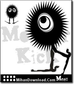 monster%20kick%20flash%20%5Bwww.MihanDownload.Com%5D بازی فلش Monster kick كم حجم جديد