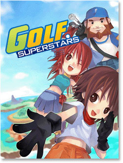 Golf Superstars بازی جاوا Golf Superstars