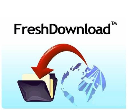 Fresh Download 8.18 نسخه جدید نرم افزار Fresh Download v8.18