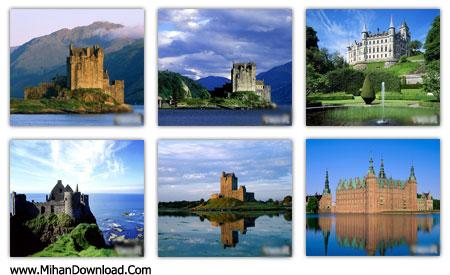 Wallpapers Castle مجموعه 20 عکس جدید با موضوع قلعه