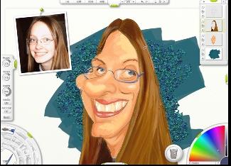 15i0zg6 دانلود نرم افزارساخت کاریکاتور با عکس ArtRage v2.05