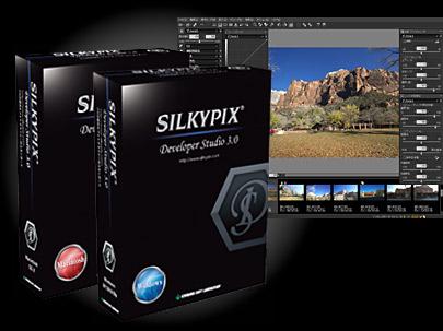 1666 2 نرم افزار استدیو ویرایش عکس SILKYPIX Developer Studio 3.0.26.1