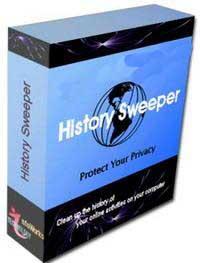 2mdrwp0 نرم افزار پاک کردن رد پاهای اینترنتی شما History Sweeper