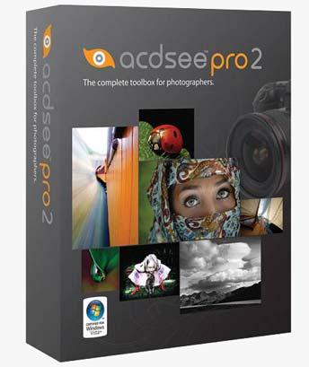 ACDSttt نمایش و ويرايش حرفه اي تصاوير با ACDSee Pro 2.5.332