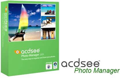 Afffgy1 مدیریتی متفاوت برای تصاویر با ACDSee Photo Manager 2009 11.0 Build 85