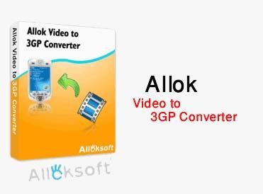 Allotttt نرم افزار تبدیل کننده Allok 3GP to Converter v5.1.626.0   فول ورژن