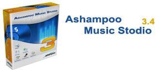 Ashampddd ابزار حرفه اي مديريت و ويرايش صوت را با Ashampoo Music Studio 3.40