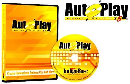 Autohjttt نرم افزار ساخت اتوران های حرفه ای  AutoPlay Media Studio 7.5.1000