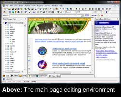 BestAddr654 ساخت سایت و صفحات وب با BestAddress HTML Editor 2008 Professional v11.2.0