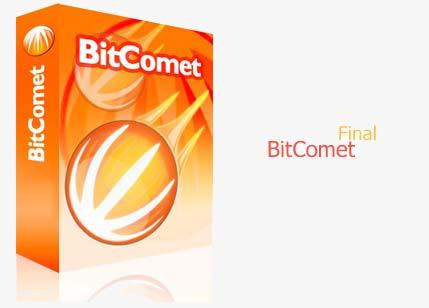 BitCo اشتراك گذاري فايل با نرم افزار BitComet v1.01 Final